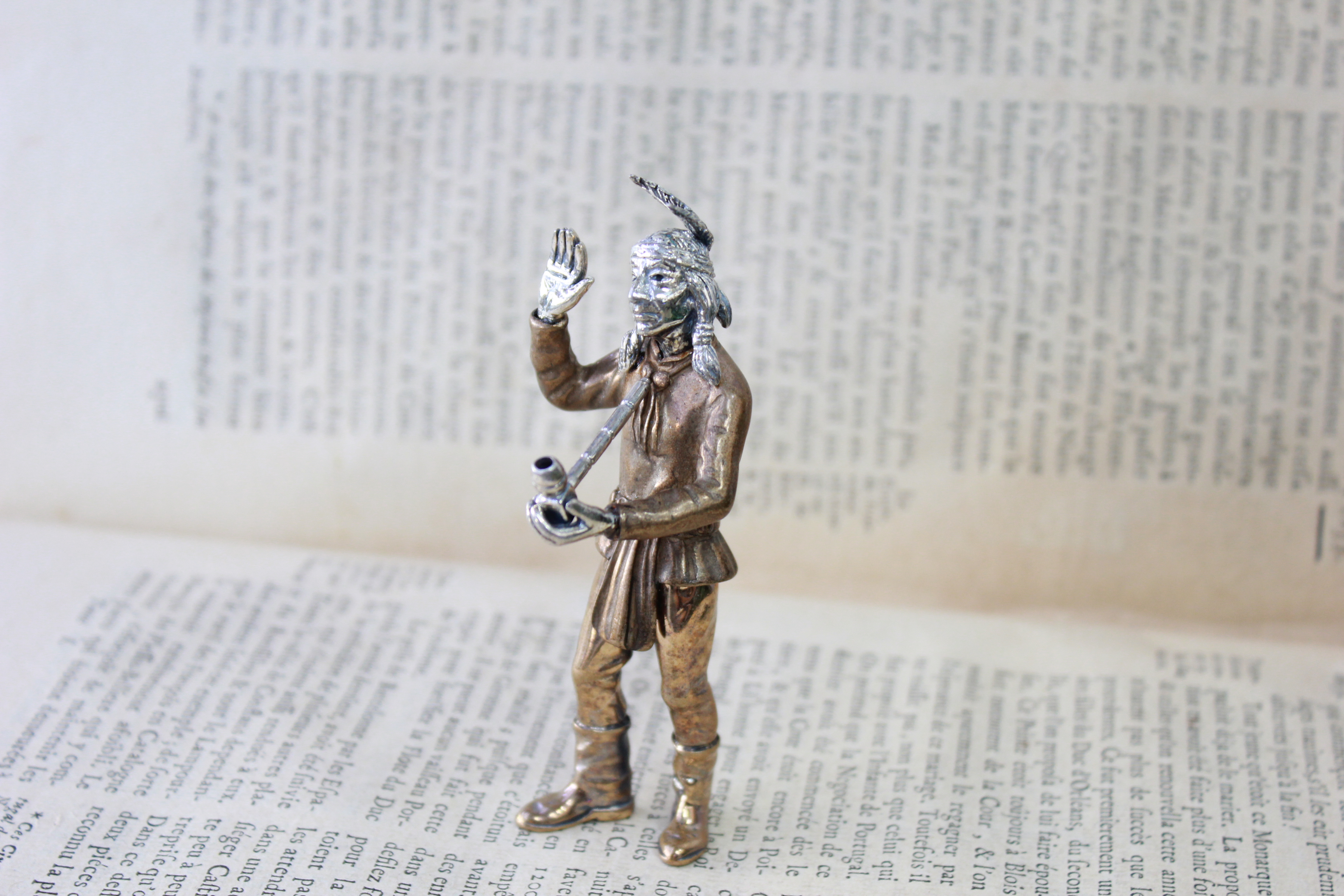 Miniatura in argento antica  003