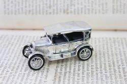 automobile in argento argenteria viareggio via mazzini