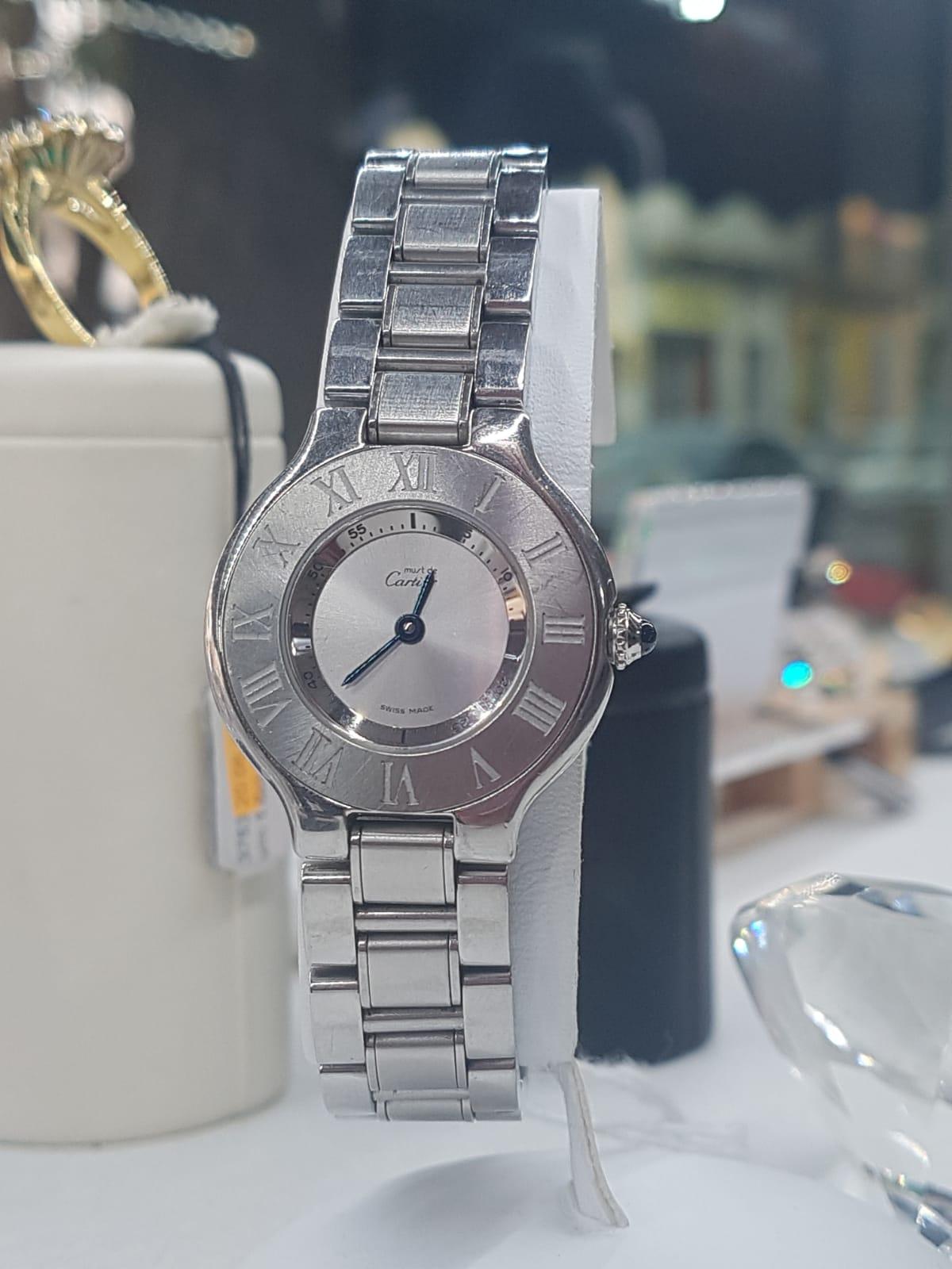 Orologio Cartier donna