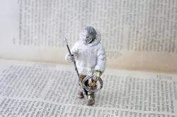 Miniatura in argento antica 005