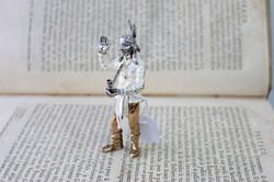 Miniatura in argento antica 006