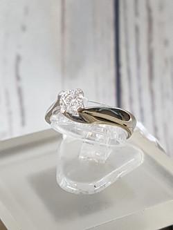 Anello Solitario, idea per Fidanzamento