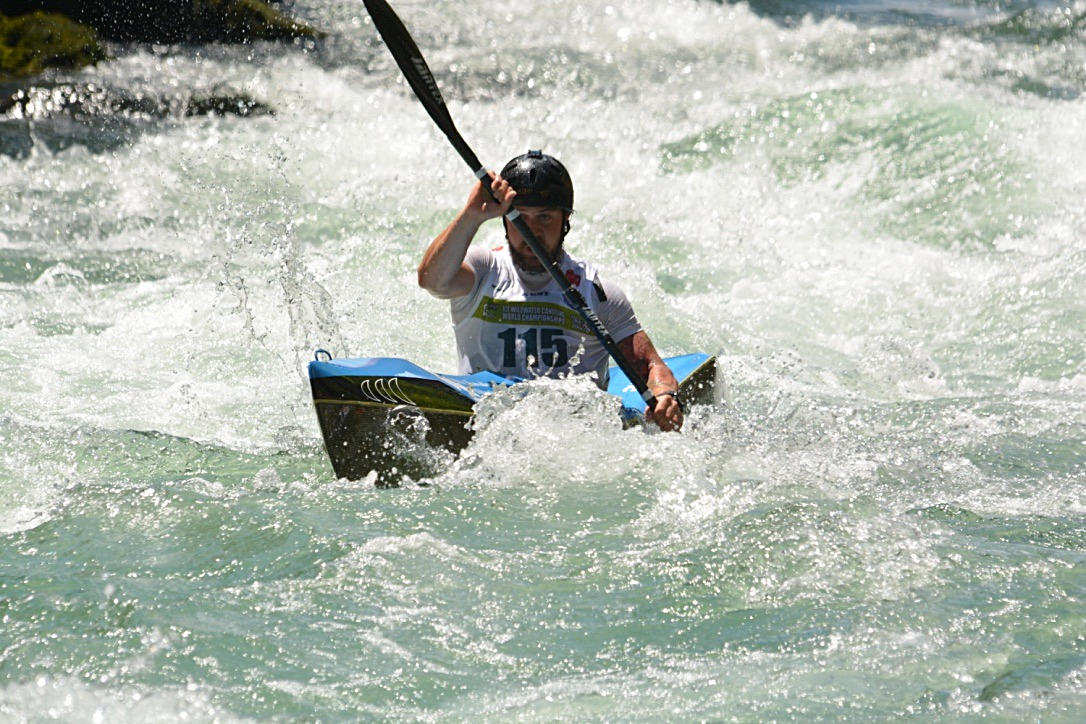 Alex, Wildwater Sprint Banja Luka