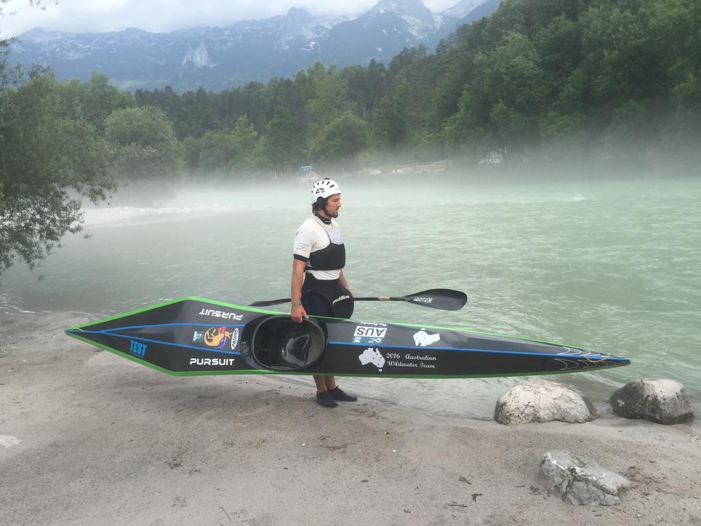 Rob, Socá River, Slovenia