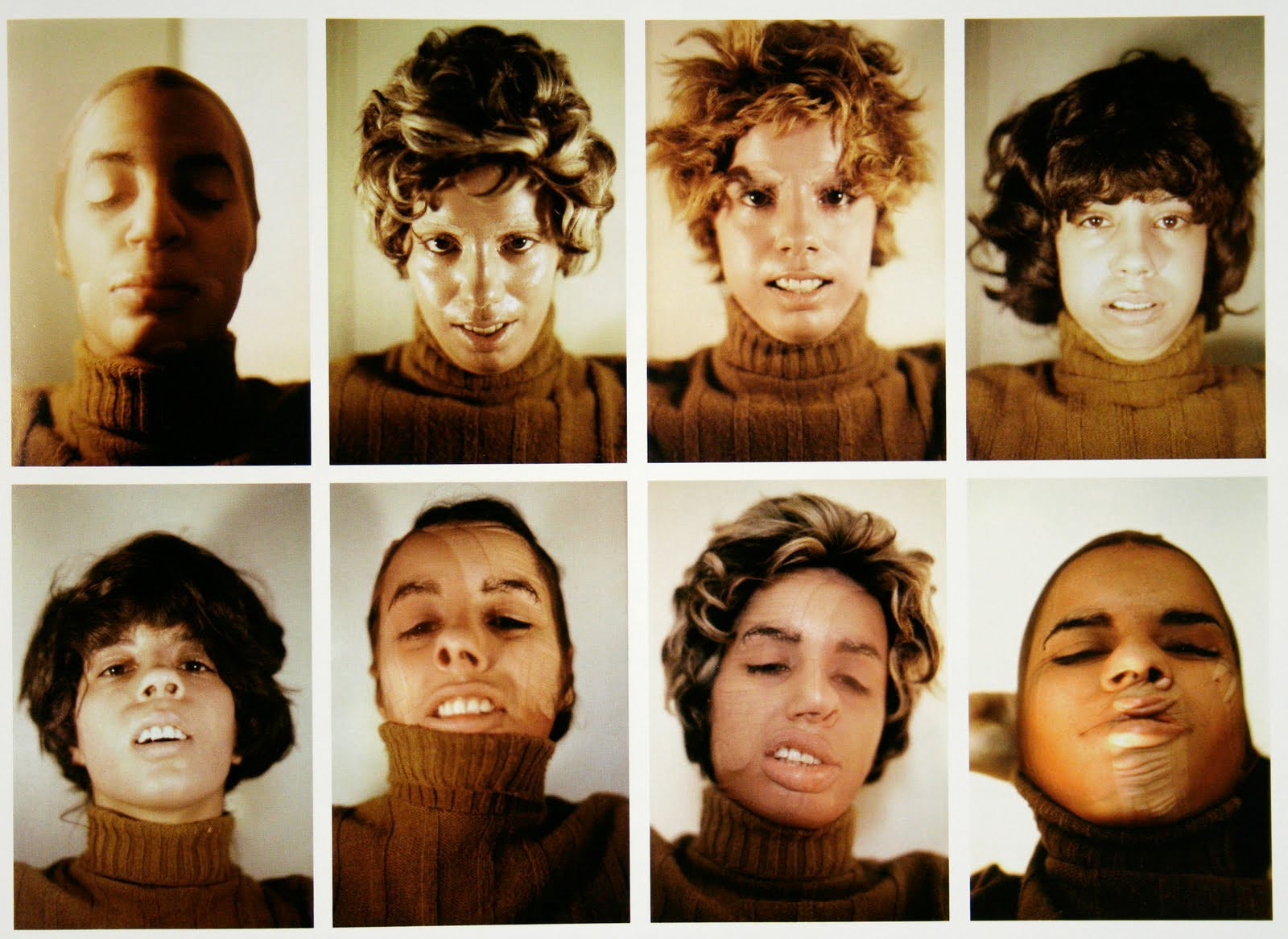 Facial Cosmetic Variations