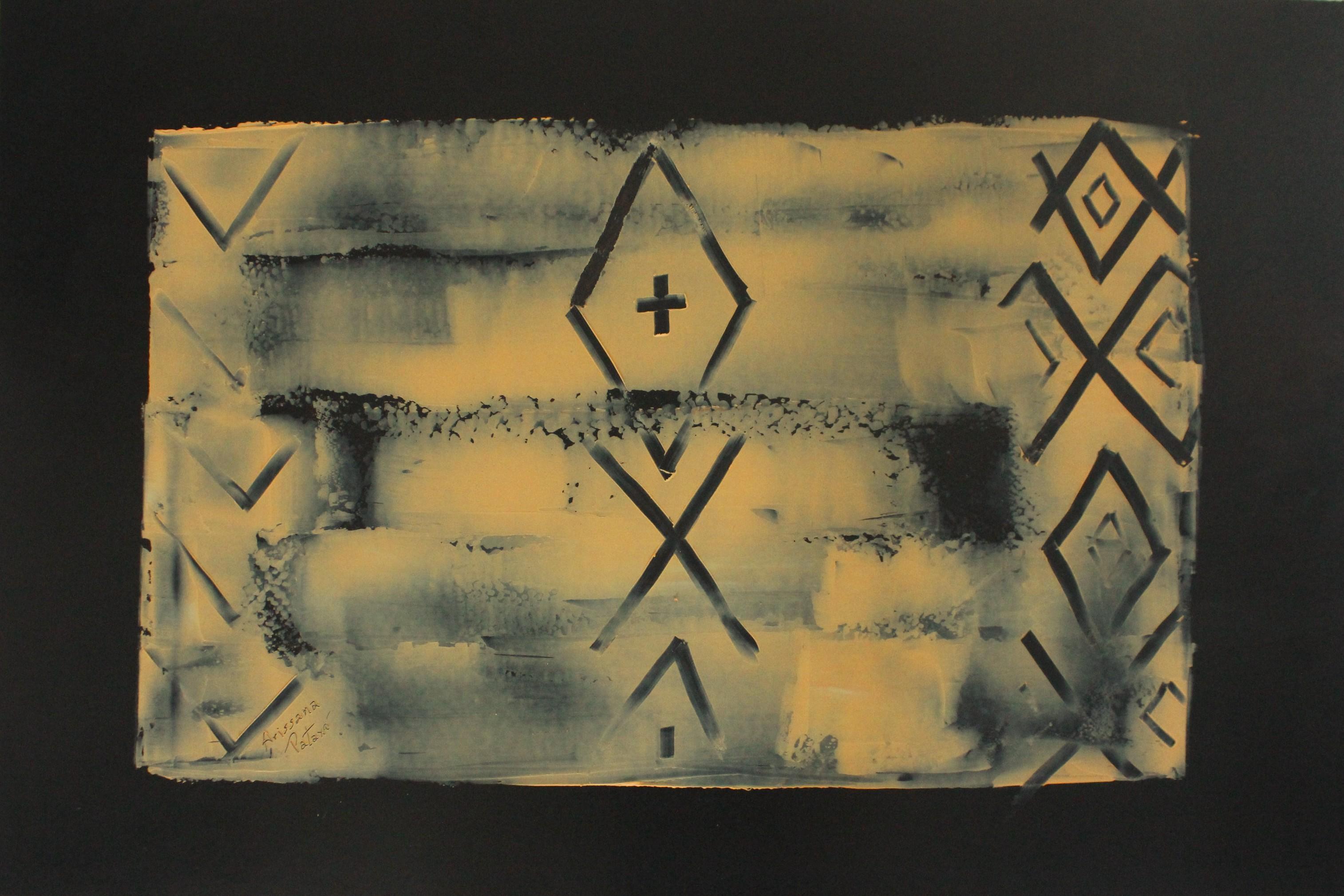 Grafismo Pataxó 2