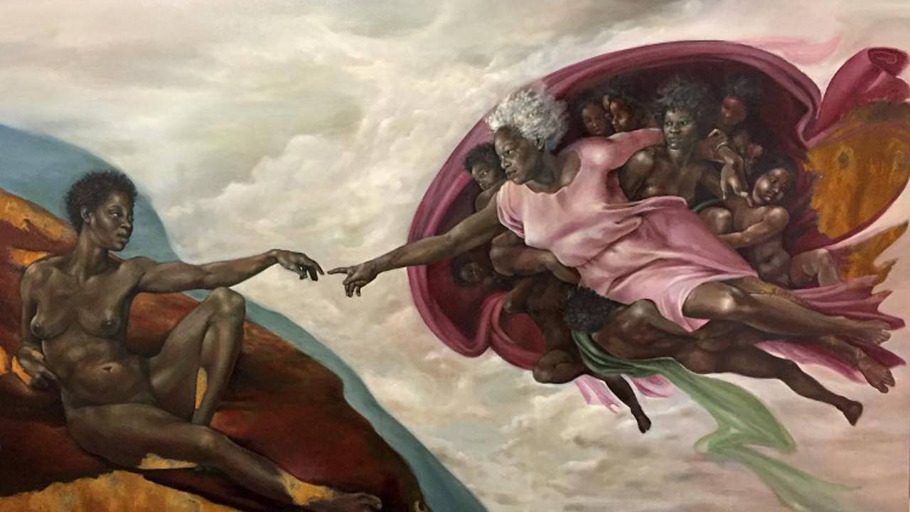 The Creation of God (da série New World Consciousness)