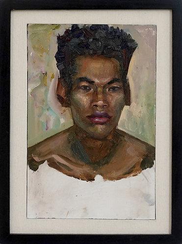 Portrait Sketch 2 - Hà Minh