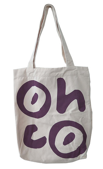 oh co canvas tote