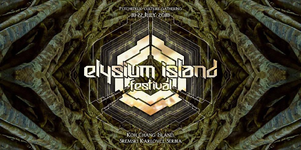 Elysium Island Festival 2018 (Waiting for confirmation)