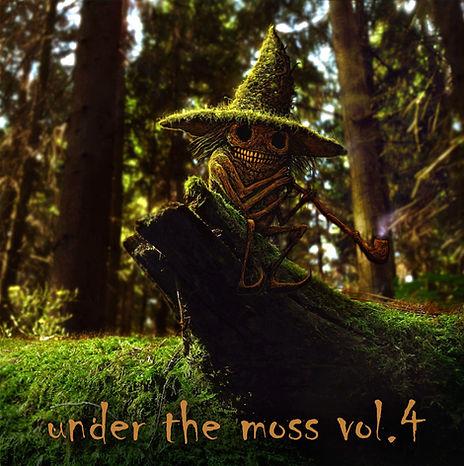 VA - Under The Moss Vol.4 - Front - Cove