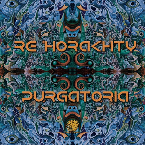 Re-Horakhty - Purgatoria - CD Album