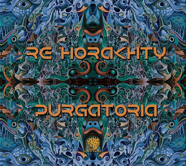 Re-Horakhty - Purgatoria 2018