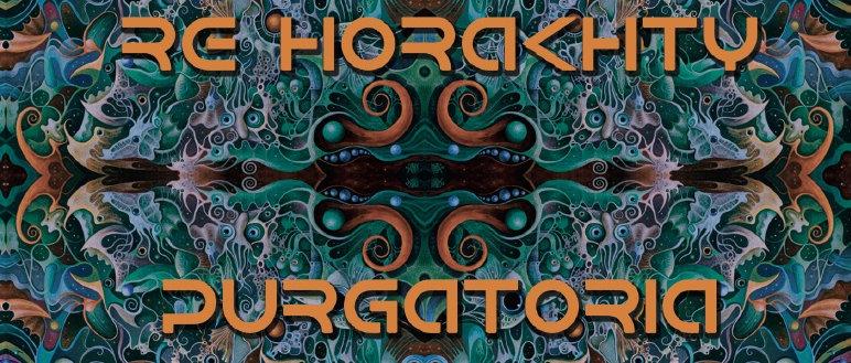 Re-Horakhty - Purgatoria - CD Album