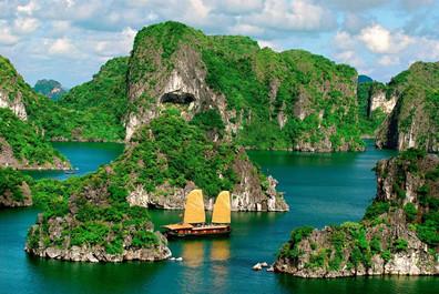 Ho Long Bay