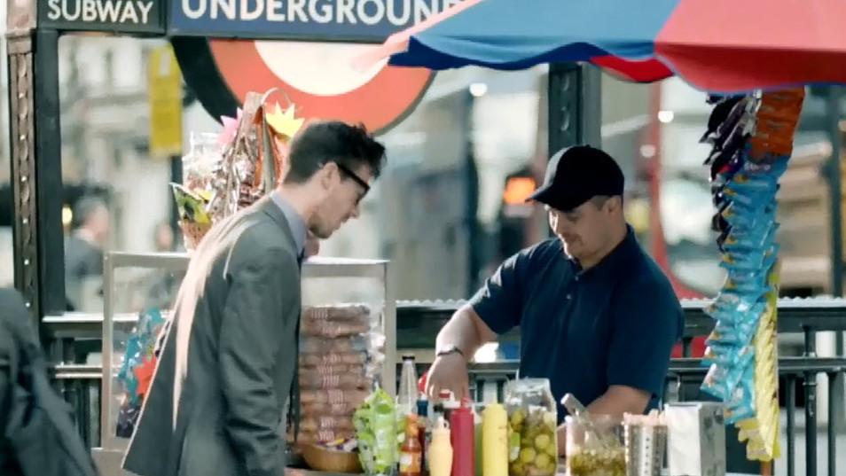 """Subway"" // Pepsi // TFC // Japan"