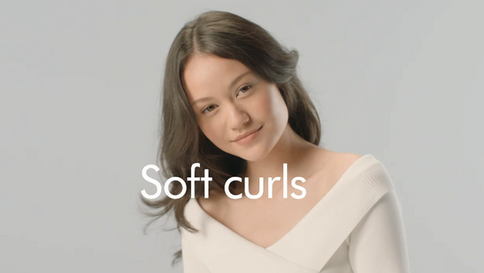 Dyson // Soft Curls // Direct for Dyson