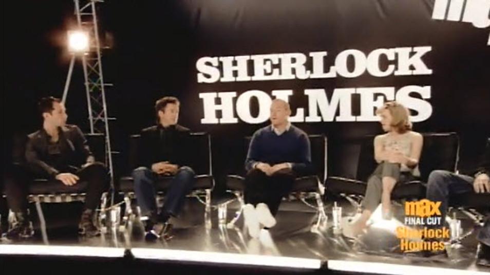 Sherlock Holmes // HBO // Max Final Cut // USA