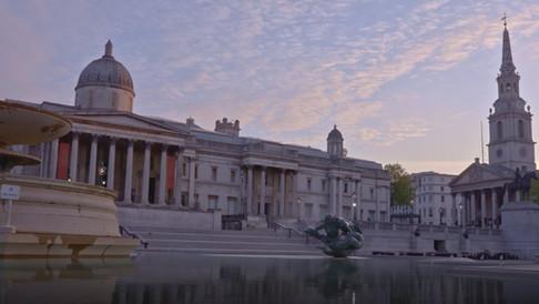 Lock Down London // Filmed in April 2020 // Good Films