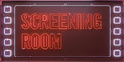 HO Screening Room