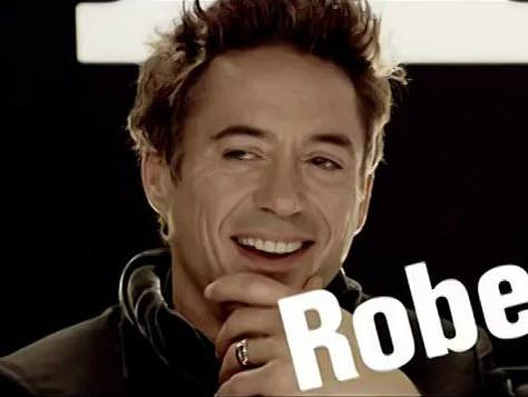 ROBERT DOWNEY JNR