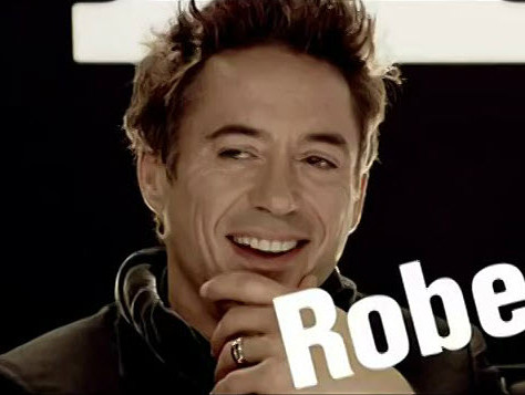 ROBERT DOWNEY JNR