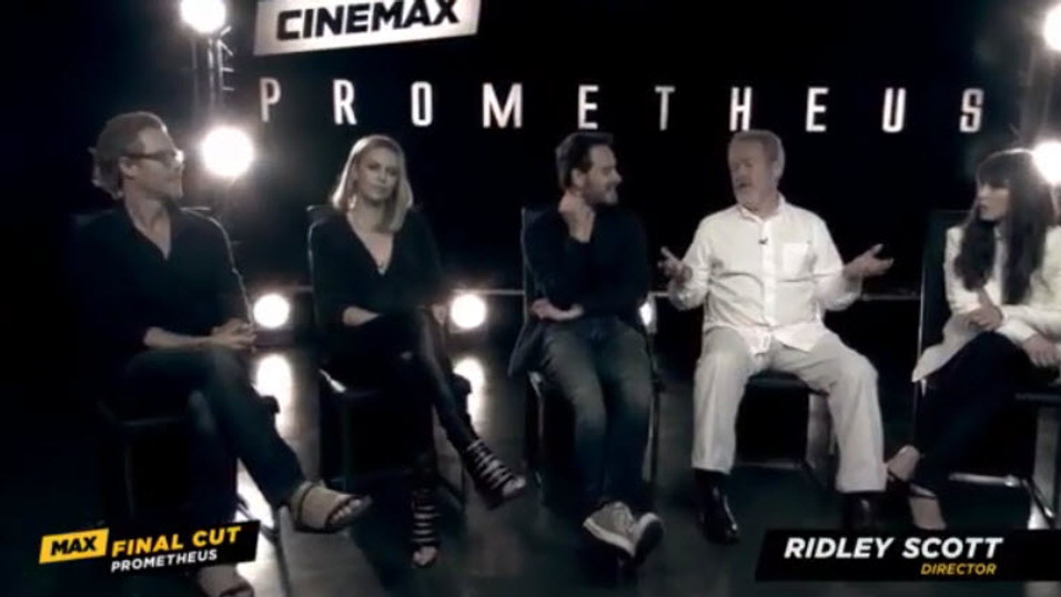 Prometheus 1 // HBO Cinemax // Final Cut // USA