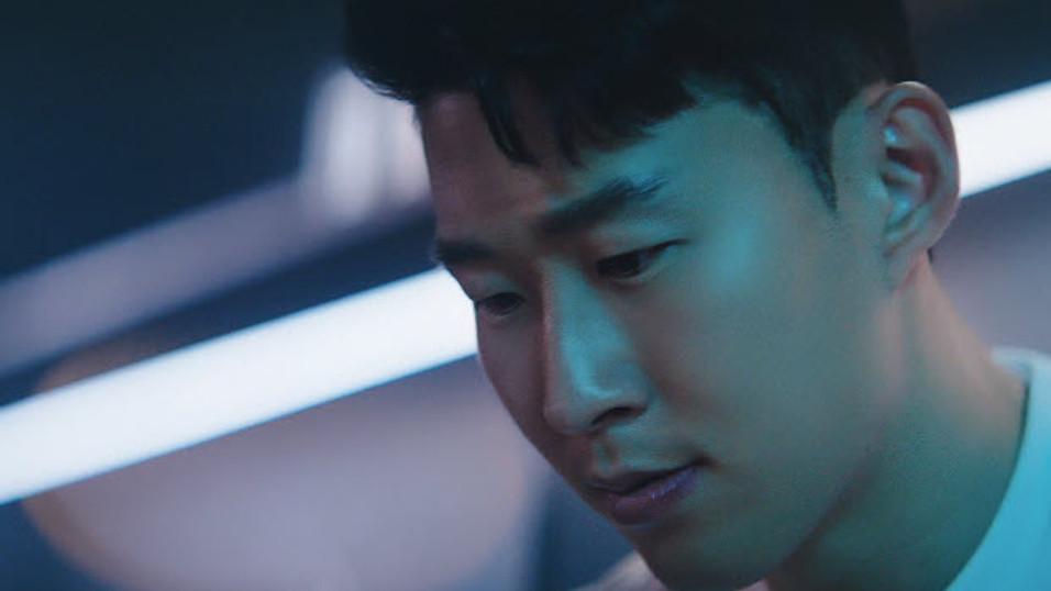 "Son Heung-Min // TVC // ""Hero's New Sword"" // Kingsoft // Pixef // 사전예약 // S. Korea-China"