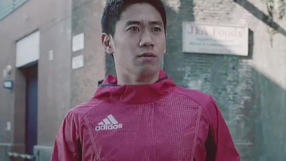 """Anthem"" // Toto, starring Shinji Kagawa // Japan Sports Council // Japan"
