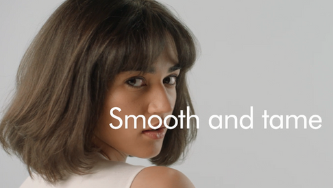 Dyson // Smooth & Tame // Direct for Dyson // Dyson do not permit suppliers to show their work on their own websites