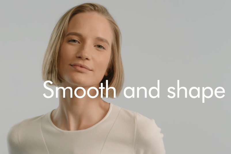 Dyson // Smooth & Shape // Direct for Dyson // Dyson do not permit suppliers to show their work on their own websites
