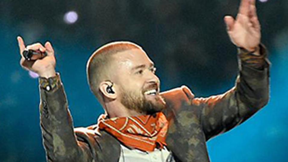 Justin Timberlake // HBO // USA