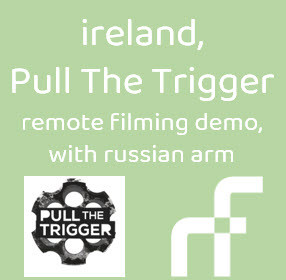 Pull The Trigger Russian Arm with Remote Filming
