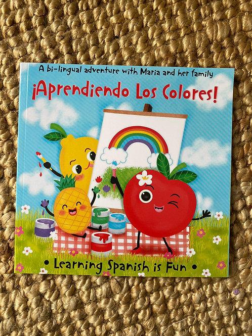 ¡Apreendiendo Los Colores! - Hard Copy