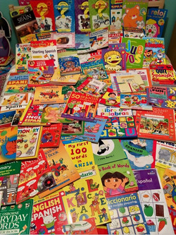 Bi-lingual Books