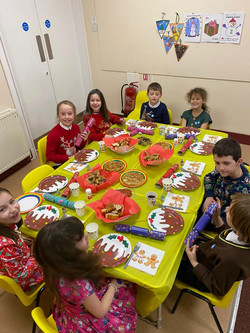End of term Christmas Party