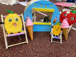 Who wants 'helado'?