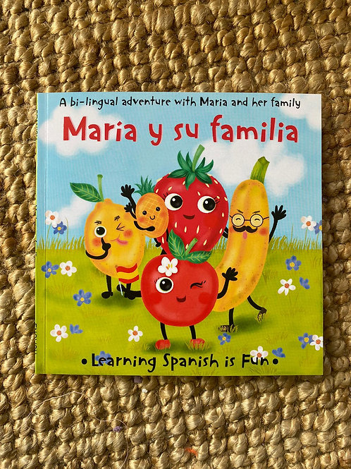 Maria y su Familia - Hard Copy