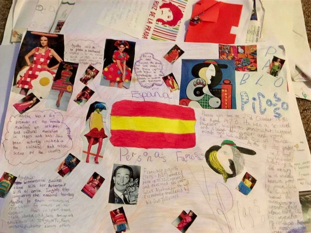 España Project