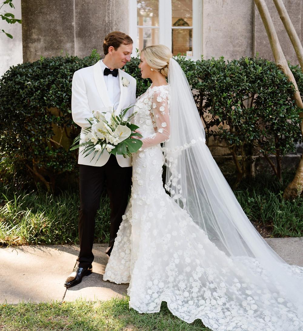 Megan and Hugh Molten's Weddings