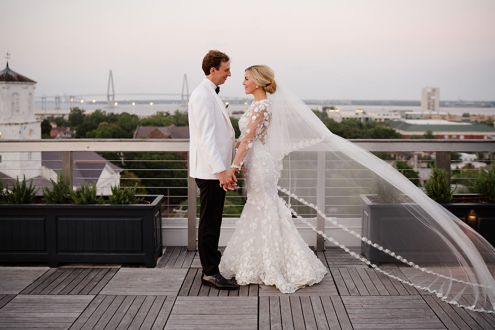 Megan Molten Wedding at The Dewberry