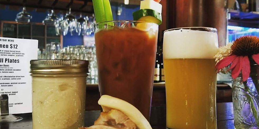 Sunday Bloody Funday Bloody Mary Bar