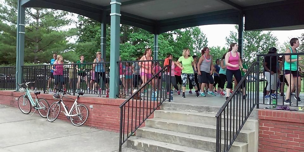Sunday Drop In Fitness Class at Riverfront Amphitheater