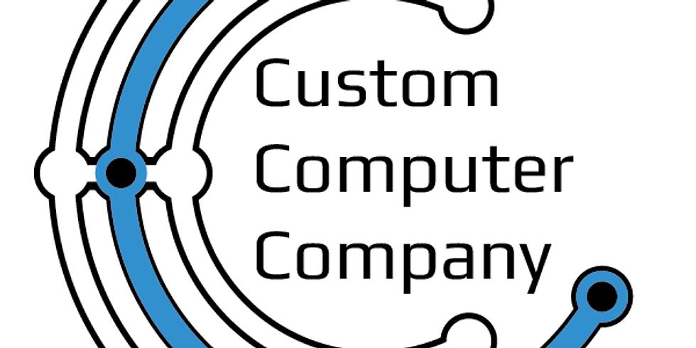 Custom Computer Company is OPEN