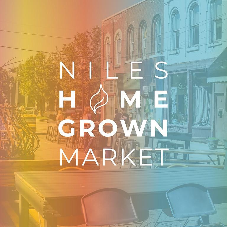 "Niles Homegrown Market ""After Dark"""