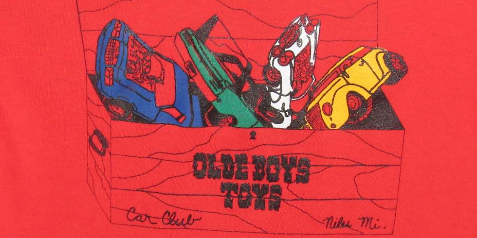 Olde Boys Toys Cruise In Car Show