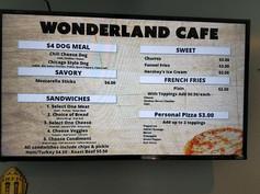 Wonderland Cafe @ Wonderland Cinema