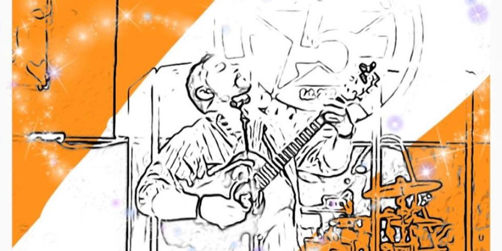 LIVE Music at Iron Shoe: Jonny Love & The Goods