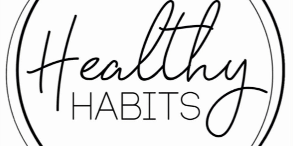 Healthy habits is OPEN for carry-out, order ahead, and curbside services