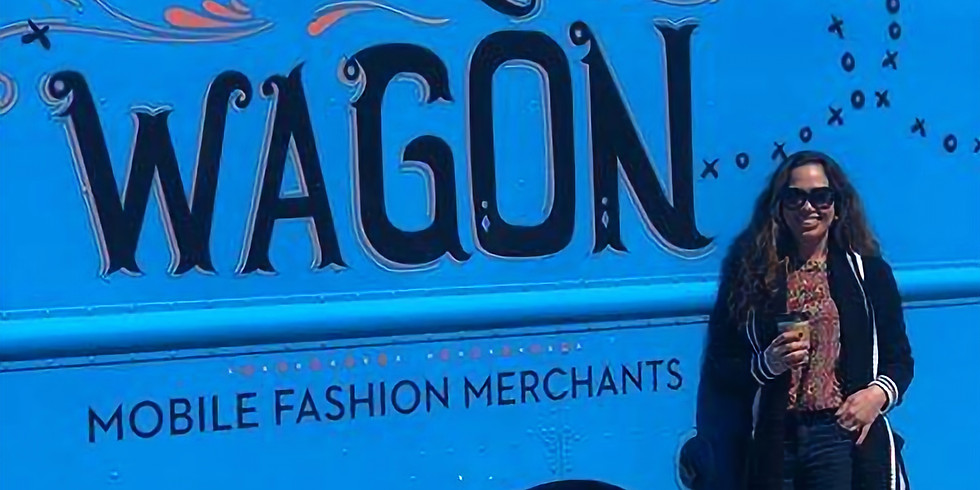 Luxe Wagon @ Iron Shoe Distillery